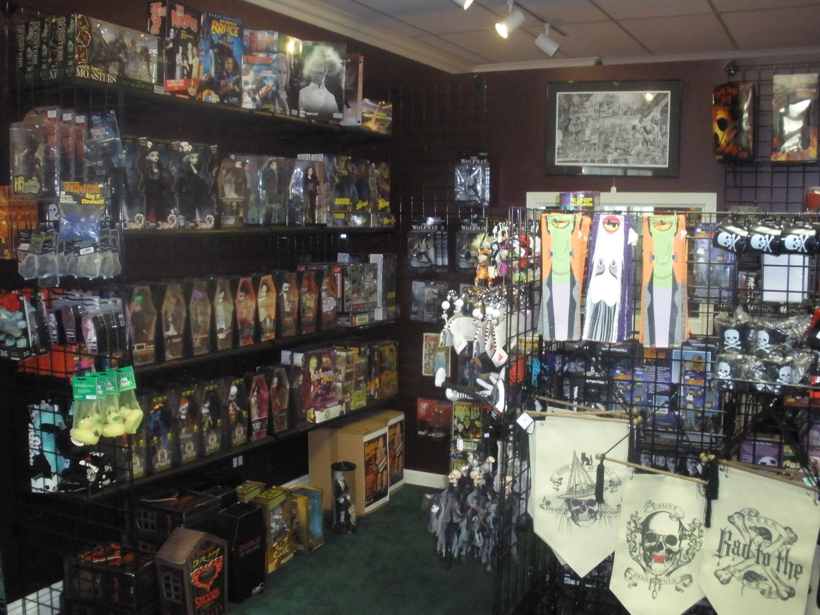 things to do in los angeles: halloween stores