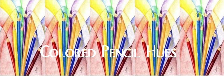 Colored Pencil Hues