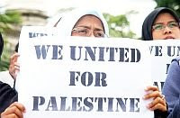 Kami Bersatu Demi Palestine