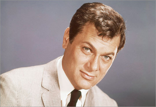 Tony Curtis died yesterday at age 85. Curtis was very popular in my ...
