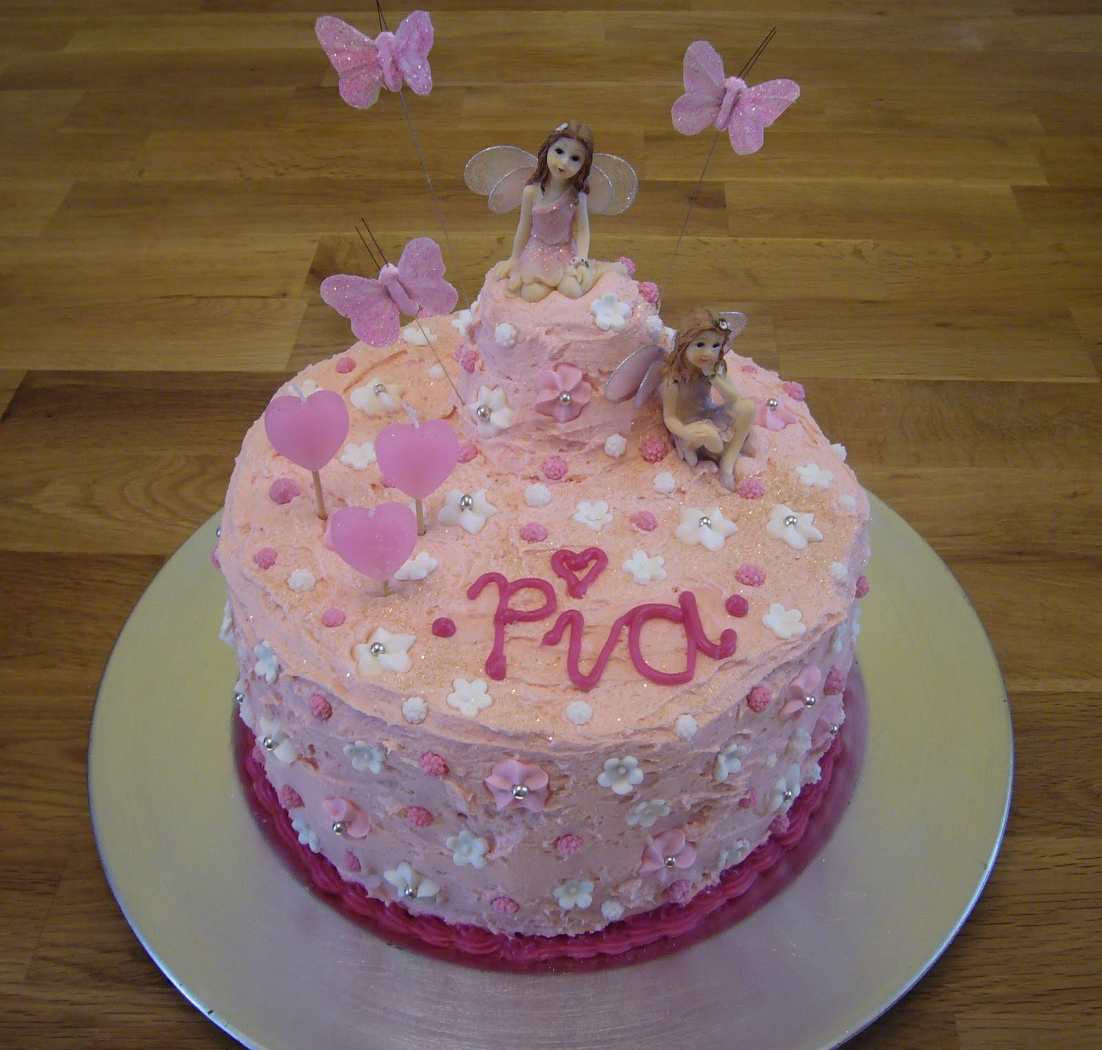 Fairy Princess Cake Images : Orchard Lane Cakes: Fairy Princess Cake