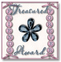 Treasured Friends Forever Award