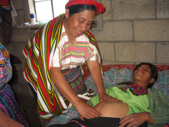 Midwives in the Highlands