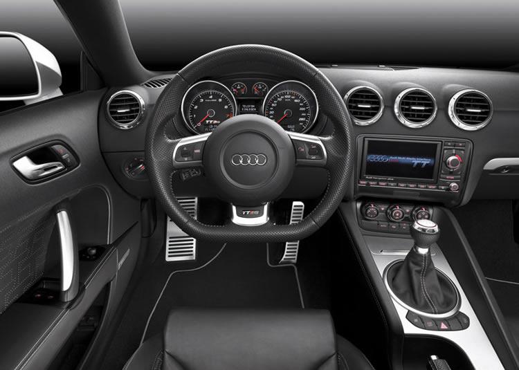 Audi Tt Rs Interior. 2010 Audi TT RS Interior