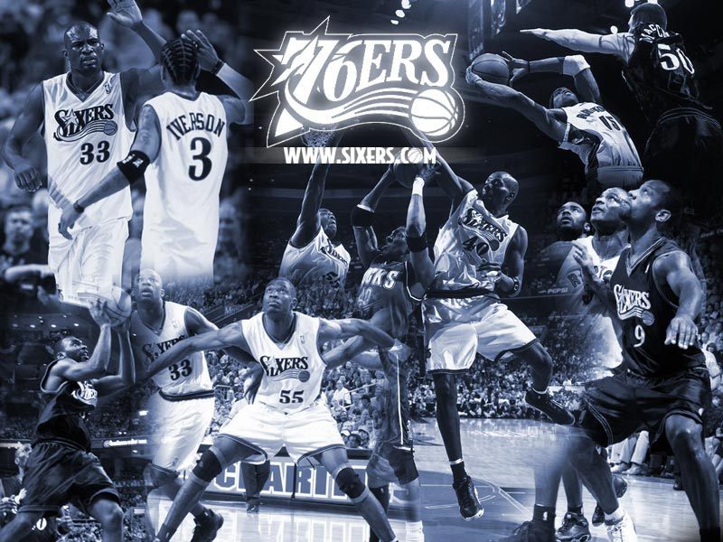 allen iverson wallpaper sixers. Philadelphia 76ers Best Action
