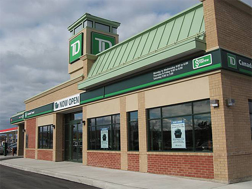 Picture of TD Bank - #5