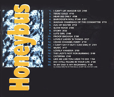 Honeybus - She Is The Female To My Soul / For Where You Have Been