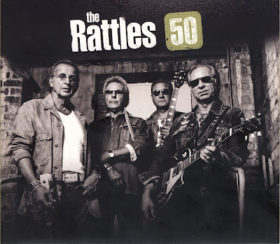 The Rattles - The Rattles 50 (2010)