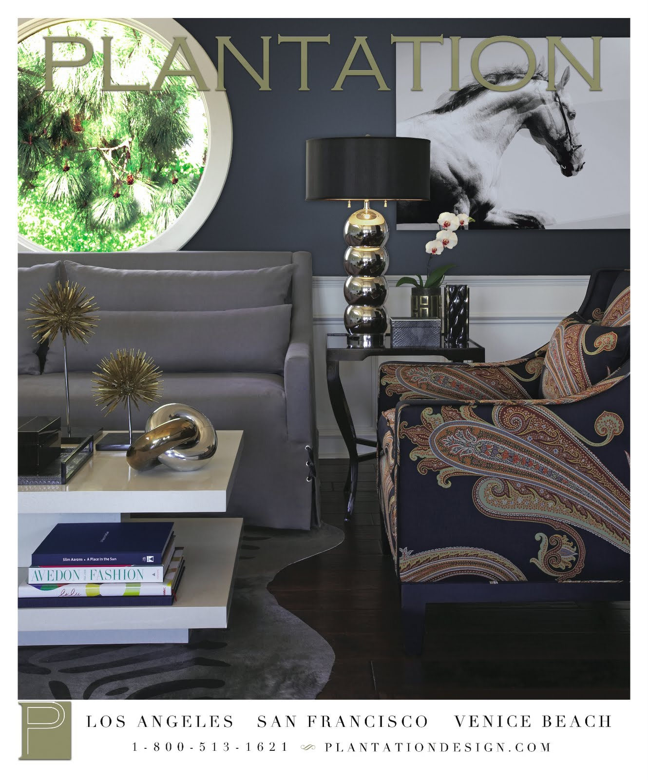 Zeke Ruelas Photography: Tear Sheet: Elle Decor Magazine