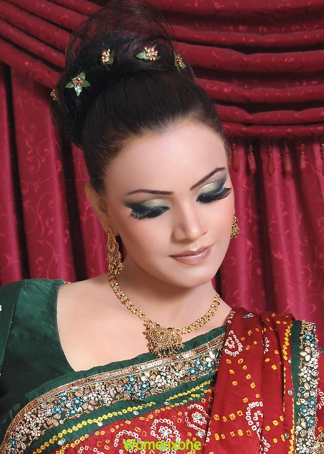 smokey glitter bridal makeup 6 - makeup of the day 1st july...