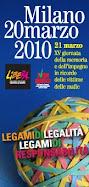 IL BATTELLO DELLA LEGALITA'