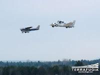 Terrafugia flies!