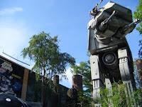 At-At at Disney Hollywood Studios Source:Spydergrrl