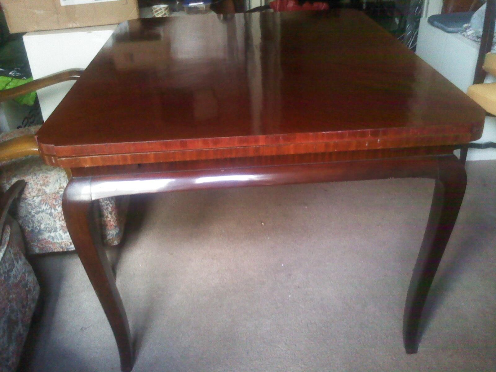 Tienda de garage mesa y sillas estilo ingl s - Sillas estilo ingles ...
