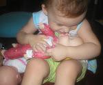 miminhos de boneca(s)...