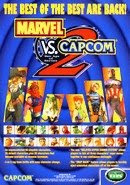 Marvel vs. Capcom 2 FE
