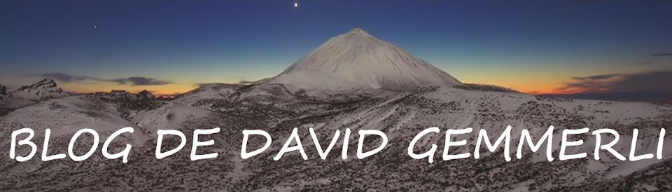 Blog de David Gemmerli