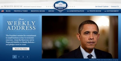 White House Goverment Using Drupal