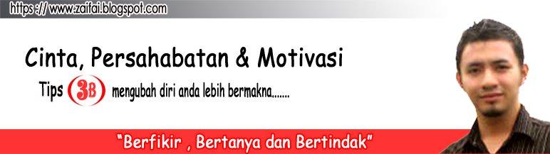 Cinta, Persahabatan dan Motivasi