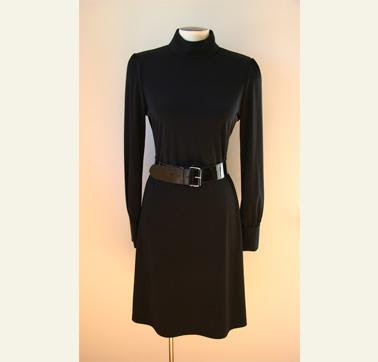 Long Sleeve Sweater Dress on Evening Dress  Long Black Dress