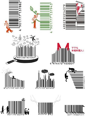 barcode designs pictures