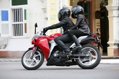 Honda CBR250R Concept