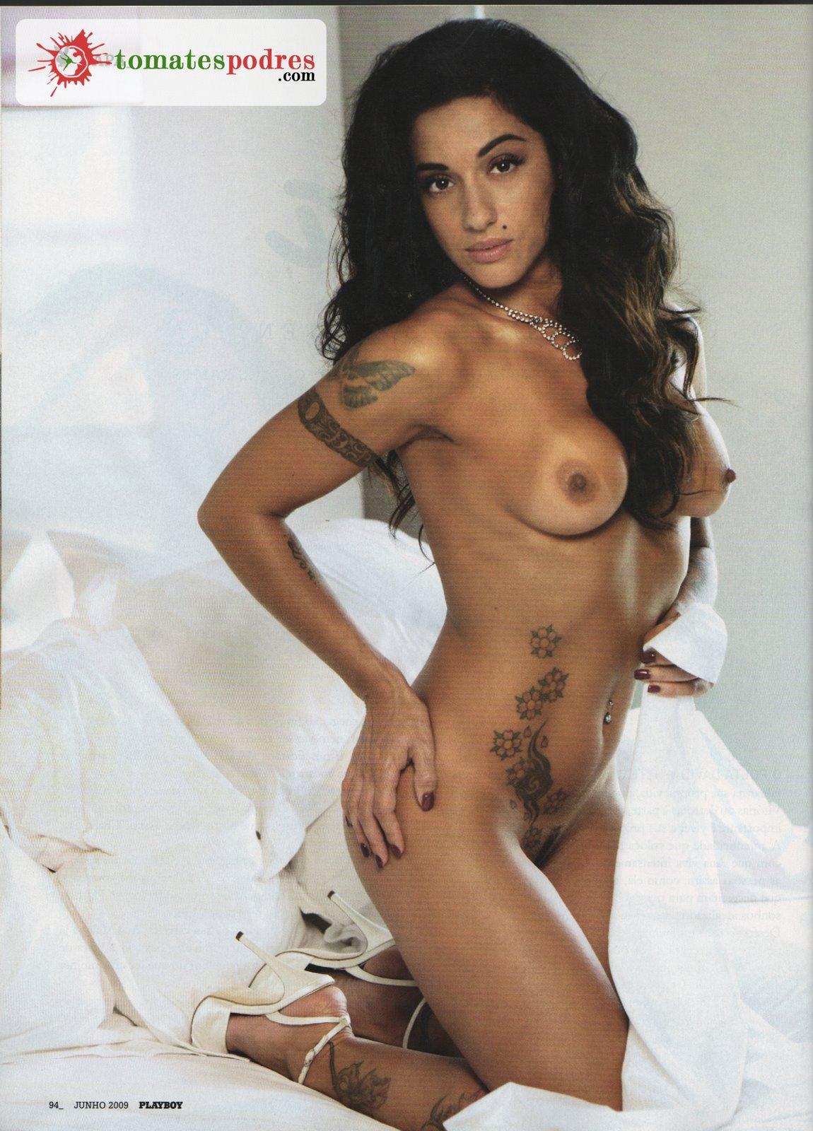 Ana Malhoa Playboy