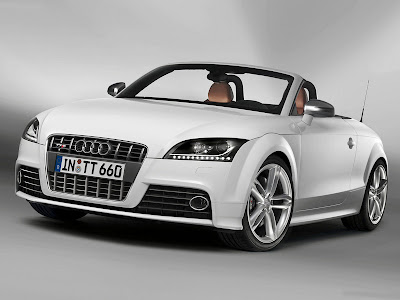 Best Audi TT Roadster Car  Pictures