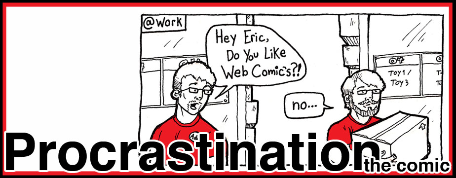Procrastination the Comic