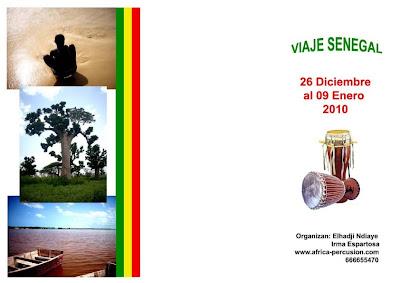 viaje africano pequeña en Alcorcón