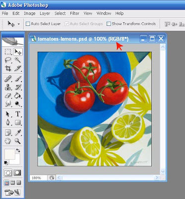 how to say in cmyk from photoshop