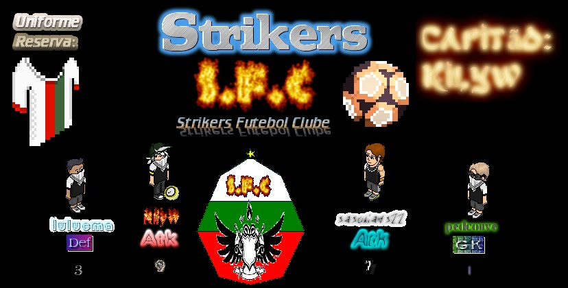 Strikers - Futebol,L.N.B,Basquete e outros Esportes
