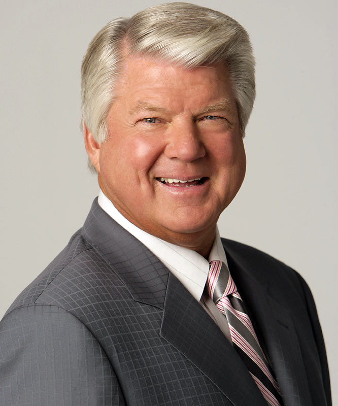 "Former NFL Coach Jimmy Johnson will be a Contestant on ""Survivor 21 ..."