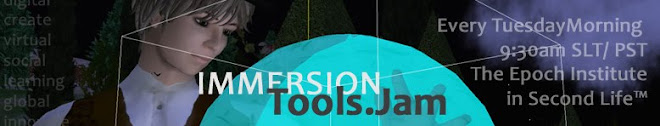 IMMERSION: Tools.Jam