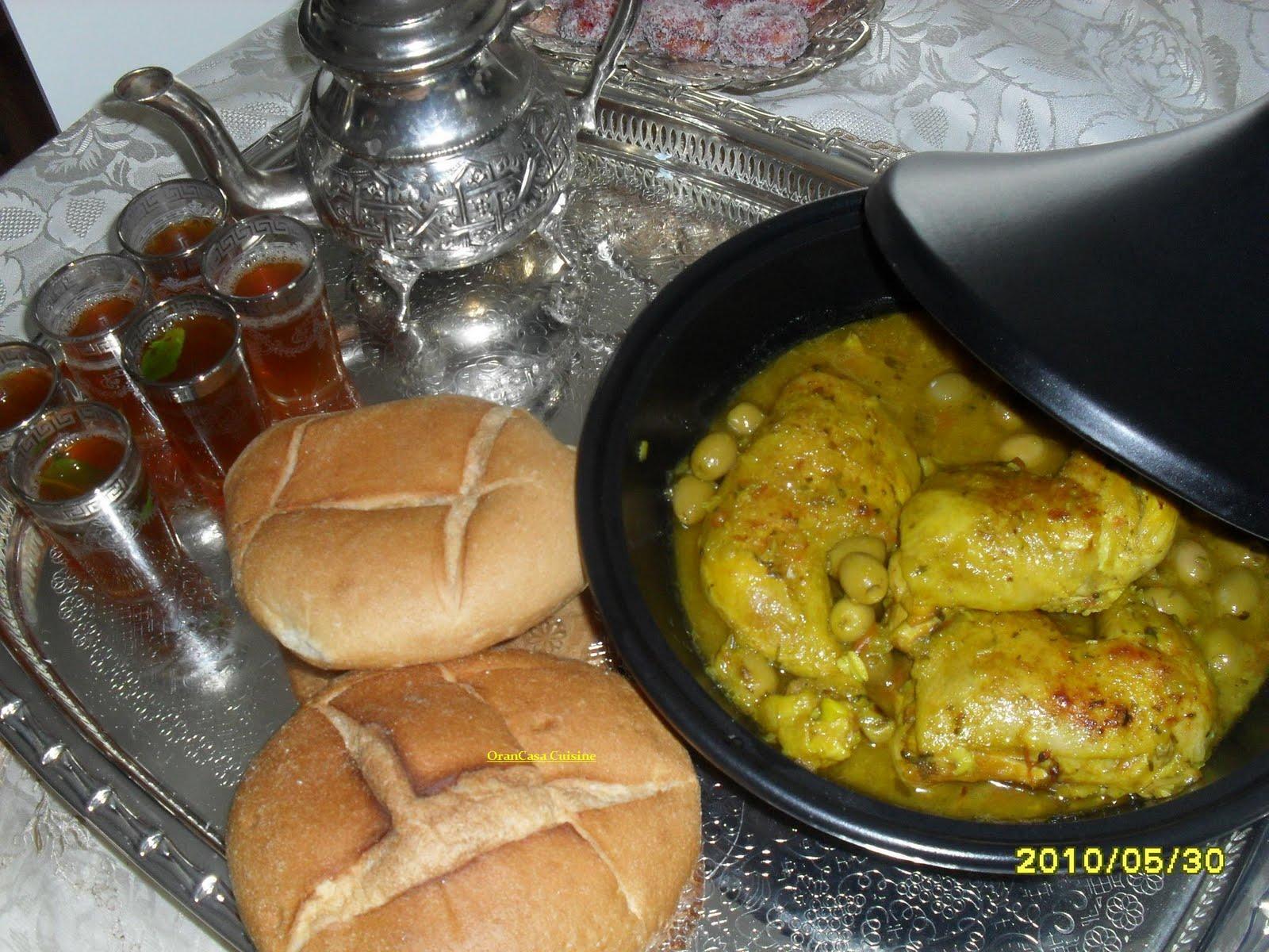 Cuisine orientale la cuisine alg rienne et marocaine for Cuisine orientale