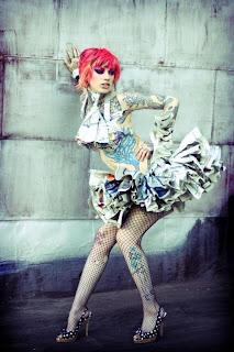 Rachael Gothic  Tattoos