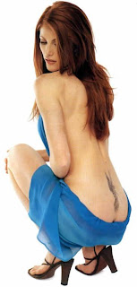Angie Everhart Tattoo Designs