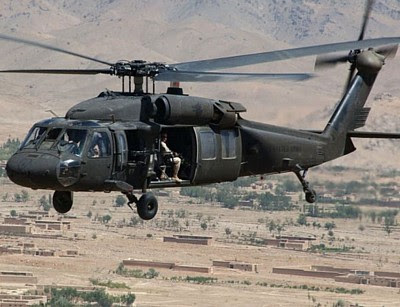 U.S. Troops In Black Helicopters Invade New Orleans, Drop Bombs blackhawk