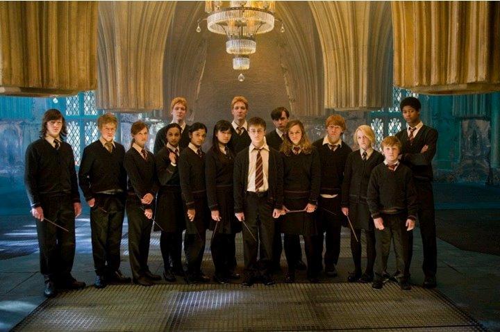 Laskar Dumbledore!!