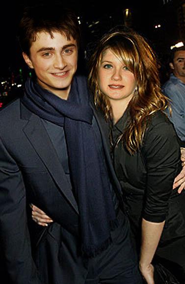 Daniel and Bonnie Hug Each Other!!