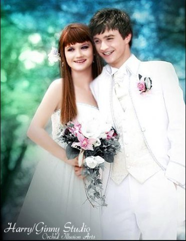 Harry and Ginny Wedding