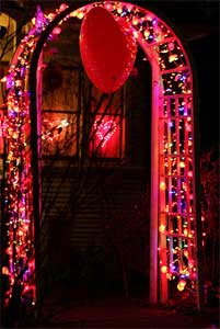 valentine lights