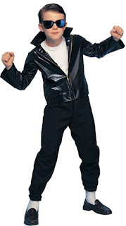 50's Grease Costume