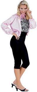 50's Pink Lady Halloween Costume