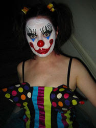 Sexy Clown Costume