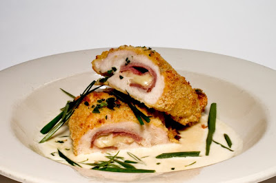 Everything is better with bacon chicken cordon bleu over bacon as you all know i am a food network junkie however there are a few shows that i dont really love as much of the others thats why i was shocked that forumfinder