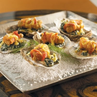 Everything Is Better With Bacon New Oysters Rockefeller
