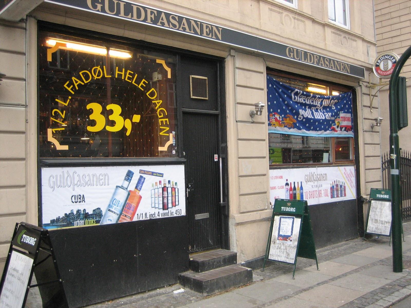 billig öl i köpenhamn
