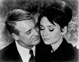 Audrey Hepburn and Kary Grand