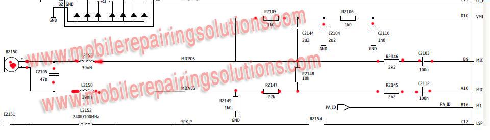 7210c mic solution. Nokia 1616 Mic Problem